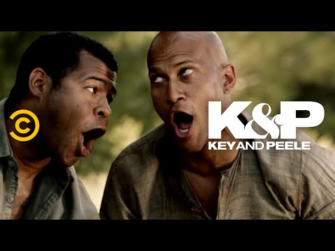 If Civil War Reenactments Were Honest - Key And Peele