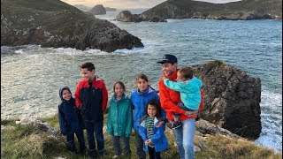 Family Travel Asturias In Northern Spain | Covadonga, Ribadesella, Oviedo | Family In Europe Week 1