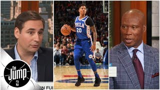 Byron Scott: Too early for 76ers to start Markelle Fultz | The Jump