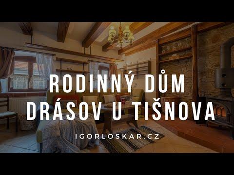 Video z << Prodej rodinného domu, 147 m2, Drásov >>