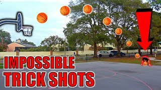 IMPOSSIBLE TRICK SHOTS CHALLENGE 2