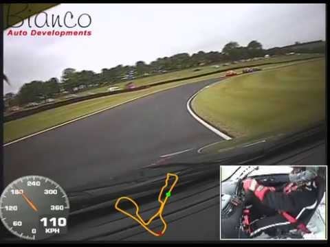 Cadwell Park 2014 – Race 2 – Steve O'Brien