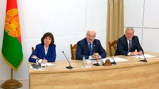 Лукашенко рассказал, как проходит кадровый день Президента