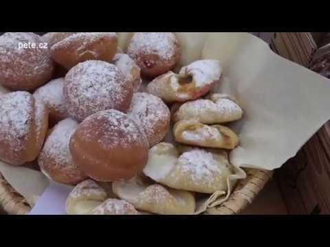 Soutěž o nejlepší masopustní koblihu - Červený Újezd