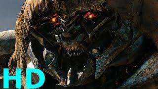 Sentinel Prime & Megatron Africa Scene - Transformers Dark Of The Moon Movie Clip Blu-ray HD Sheitla
