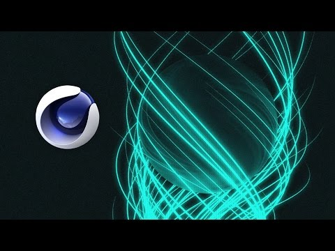 Cinema 4D – Particle Emitters Tutorial