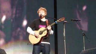 Ed Sheeran - One / Photograph @ Songdo Moonlight Festival Park, Incheon, South Korea