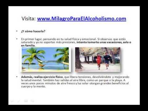 Los preparados psicotrópicos en el tratamiento del alcoholismo