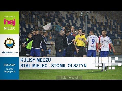 WIDEO: Stal Mielec - Stomil Olsztyn [KULISY MECZU]