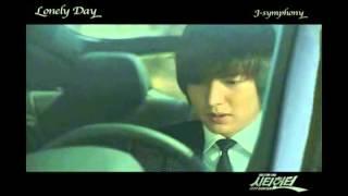 Oh Joon Sung  (오준성) 작곡 시티헌터OST Lonely day - J-심포니.wmv