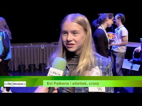 VIDEO | Hardloopster Evi Falkena wil dit jaar vooral haar Nederlandse crosstitel prolongeren