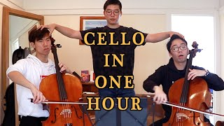 We Try Learning Cello in 1 Hour