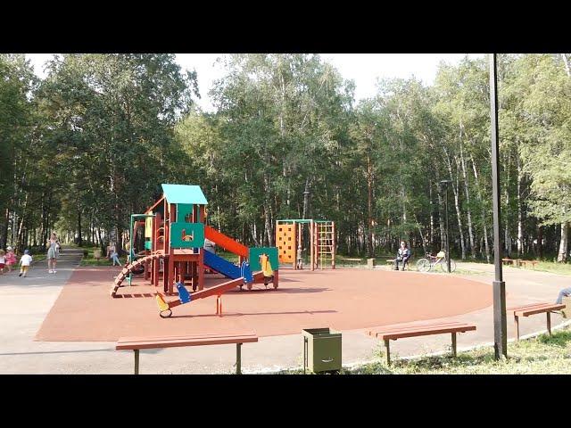 Ангарск становится еще комфортнее