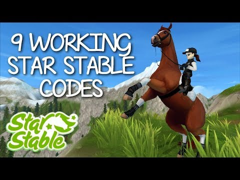 Two New Codes June 20th! ~ Star Stable Online - смотреть