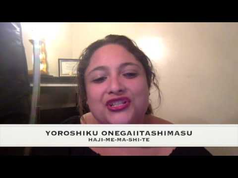 Beginning Japanese for Business Professionals! EP.1
