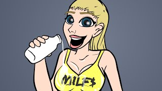 Fergie - M.I.L.F.$ (CARTOON PARODY)