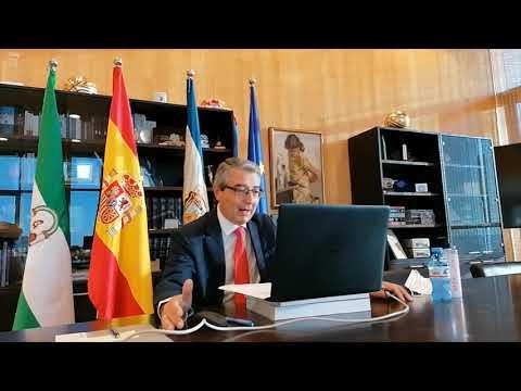 La Diputación y la UMA promocionan entre los universitarios el interior de la provincia como oportunidad para el empleo y emprendimiento