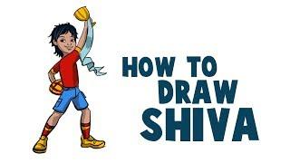 Coloring Shiva Cartoon Videos