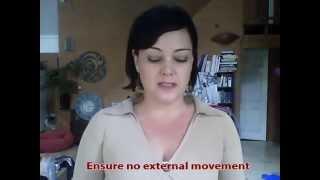 Pelvic Floor Strength Instructor Lara Eardley - Tip one for Pelvic Floor Fitness