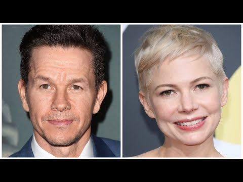 Celebrities react to Michelle Williams and Mark Wahlberg pay gap