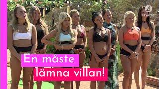 Här Dumpas En Tjej Från Villan I Love Island Sverige 2018 (TV4 Play)