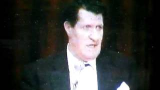 Tommy Cooper Royal Speech