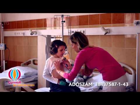 Gyermekgyógyítók - Csapatvideó