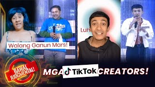 Mga Creative Tiktokers with Papa Jackson | Bawal Judgmental | June 16, 2020