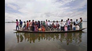बिहार में बाढ़ का भयानक /अबतक का सबसे दर्दनाक वीडियो Mashup.