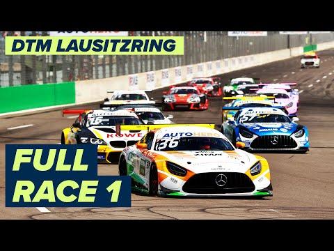 DTM ラウジッツリンク(ドイツ) 決勝レース1のライブ配信動画