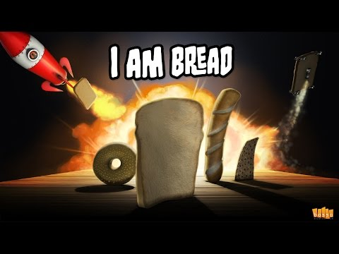 I am Bread - Official Full Release Game Trailer thumbnail