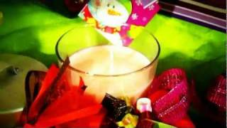 ..::*DIY*::.. Make Your Own Candles - DIY Christmas Candles