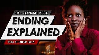Us: Ending Explained | Full Spoiler Talk Review & Breakdown Of The 2019 Jordan Peele Horror Movie