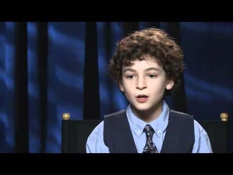 """Interview with David Mazouz of """"Touch"""""""