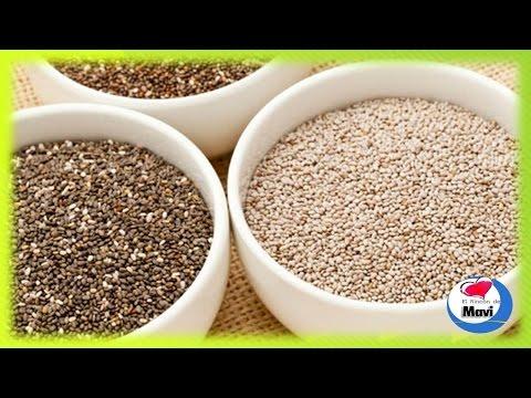 Beneficios y propiedades de las semillas de chia para la salud - ¿Para que sirve la chia?