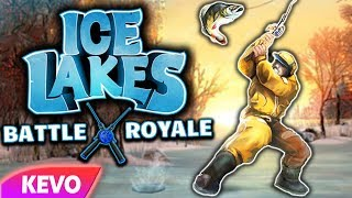 Battle Royale but it's a fishing game
