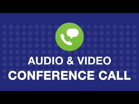 How to Make Audio & Video Conference Calls on LTE Phones?