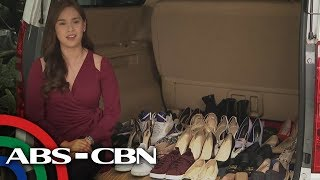 Rated K: Yen Santos' shoe collection