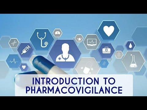 introduction to pharmacovigilance training pv drug safety - YouTube