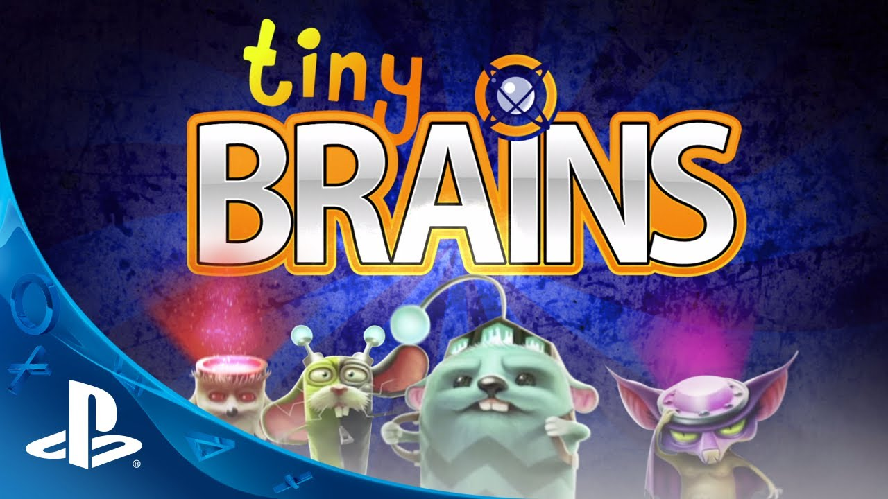 Tiny Brains Launching on December 3rd for PS4