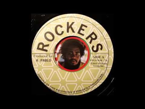 JACOB MILLER – Some A Them Say Them A Rasta [Dub Plate]