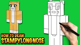 minecraft stampylongnose coloring pages - photo#27