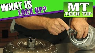 What is Lock Up? Curt Explains how lock up works