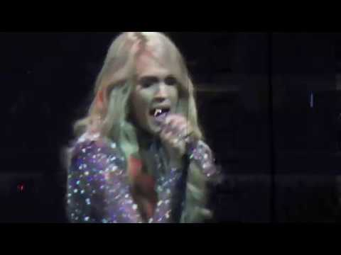 Carrie Underwood Cry Pretty 360 Tour 2019, Southbound