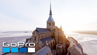 GoPro Awards: Medieval Castle FPV through Mont Saint-Michel