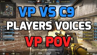 preview picture of video 'Katowice 2015 - VP vs C9 with players communications (VP POV in Polish)'