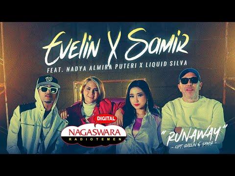Evelin, Samir, Nadya Almira Puteri Dan Liquid Silva Rilis Single Runaway