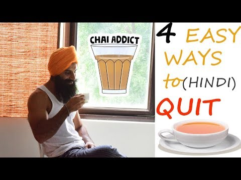 Simple tips to Quit Tea/Coffee Addiction||Are you Addicted?