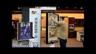 How to replace an all wood pocket window with Andersen E-Series Architectural double hung window