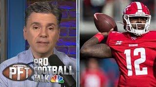 XFL desperate for star power | Pro Football Talk | NBC Sports